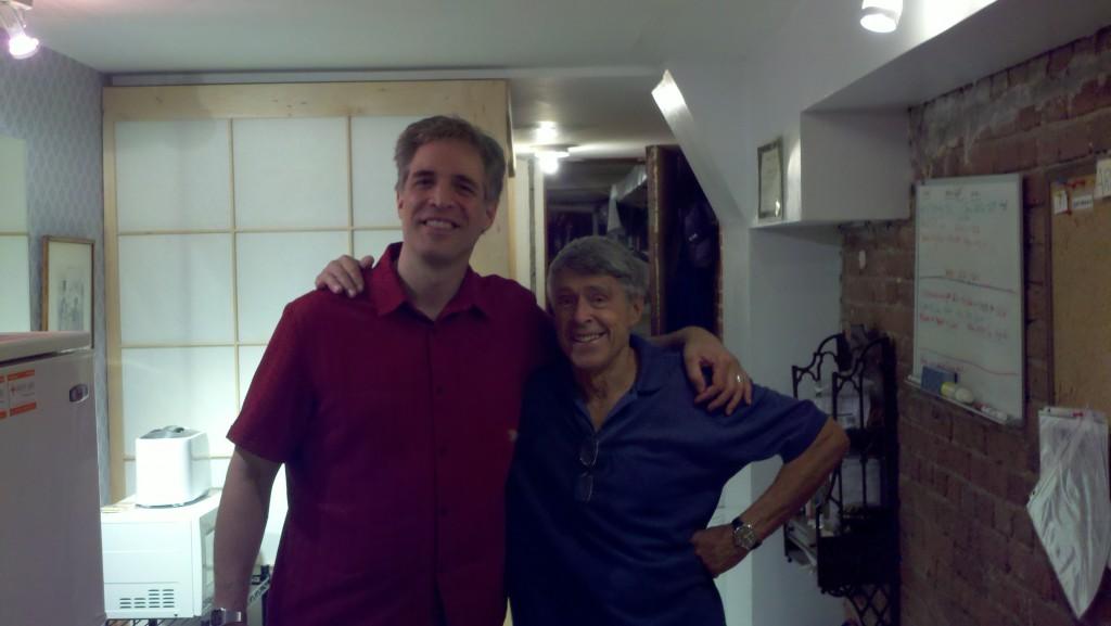 Lou and Richard again 7 28 11